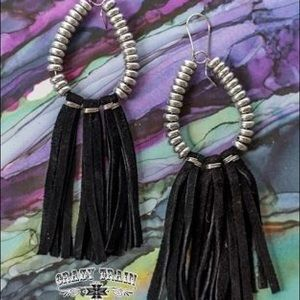 Crazy Train Rio Grande Earrings